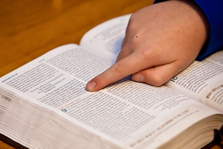 estudiar biblia meditar