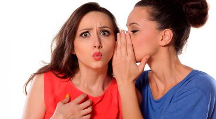 hablar mal lengua