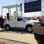 Recorrido Papa Francisco